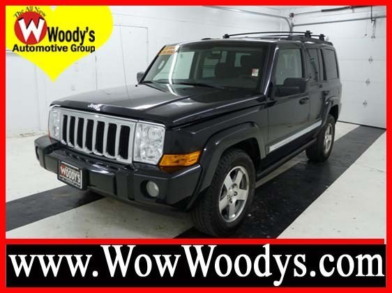 woody 39 s automotive group used 2010 jeep commander for sale in the kansas city area. Black Bedroom Furniture Sets. Home Design Ideas