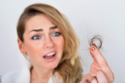 Tips Perawatan Rambut Rontok Parah