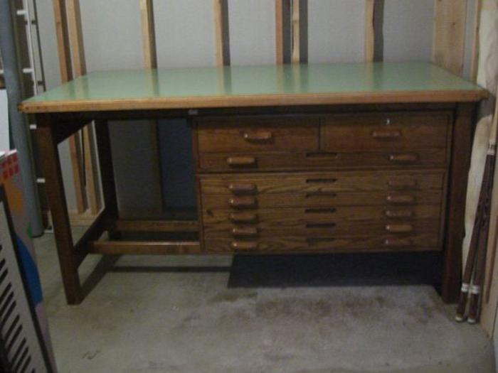 Antique drafting table craigslist myideasbedroom com
