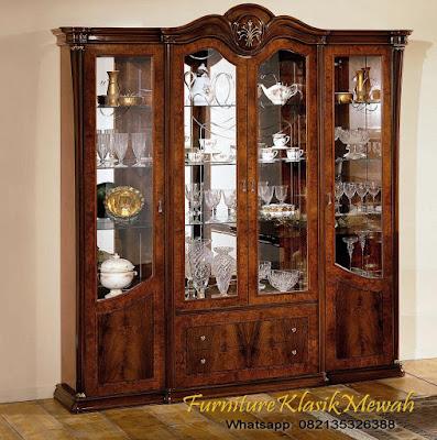 Almari Ukir Jepara Klasik,Furniture Klasik Mewah