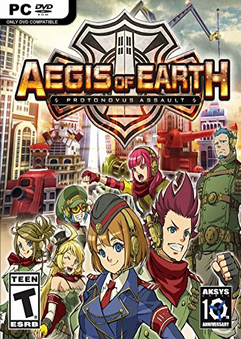 Aegis of Earth Protonovus Assault PC Full 1 Link