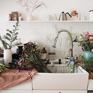 Hiacynty w kuchni