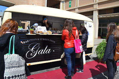 Foodtrucks - Handmade Festival de Barcelona 2