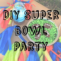 diy super bowl party, super bowl diy ideas, football diy ideas, lauren banawa