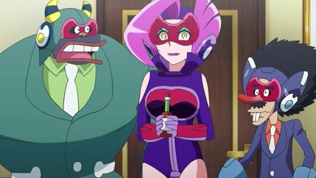 Time Bokan: Gyakushuu no San Akunin – Episódio 16