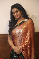 Udaya Bhanu lookssizzling in a Saree Choli at Gautam Nanda music launchi ~ Exclusive Celebrities Galleries 136.JPG