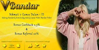 Tips Jadi Bandar Judi BandarQ VBandar.info