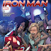 Invincible Iron Man Issue #8 (Cover & Description)