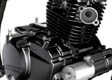 Motor Suzuki Hayate