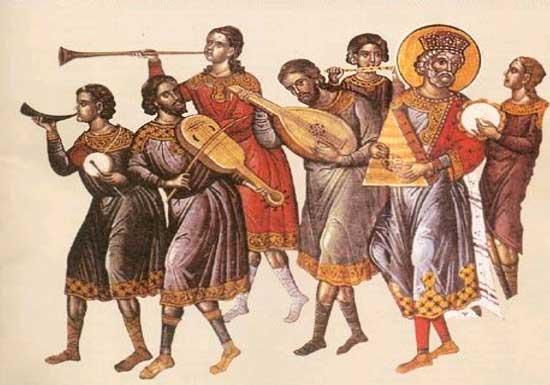Σεμινάριο στα πλαίσια του 1ου Φεστιβάλ Βυζαντινής Μουσικής στο Ναύπλιο