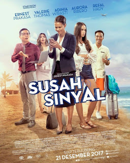 Download Susah Sinyal (2017) WEB-DL Full Movie