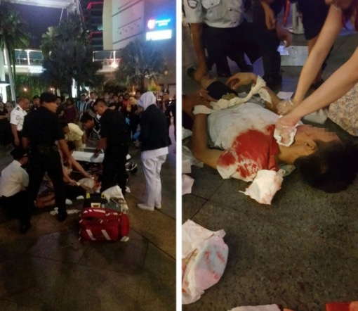 Kisah sebenar warga asing kelar leher sendiri di Mutiara Damansara