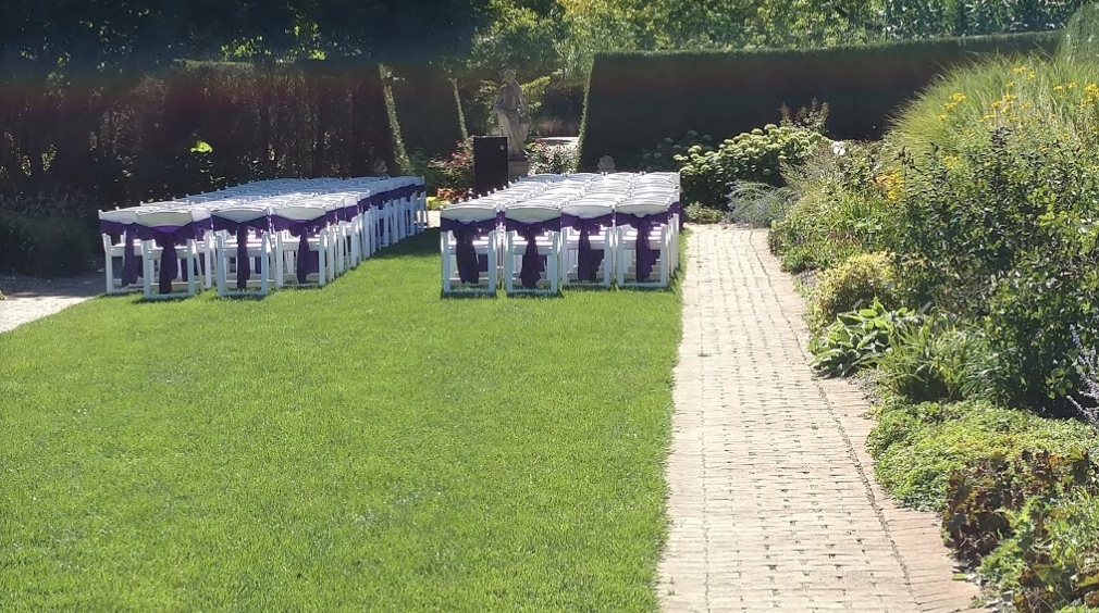 Toledo Botanical Gardens Board Inc Wedding Venue