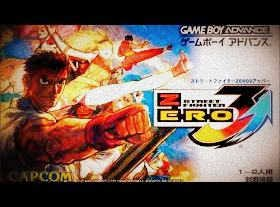 street fighter gba