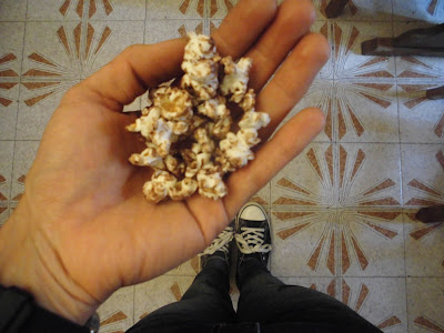 pop corn dolci snack sani