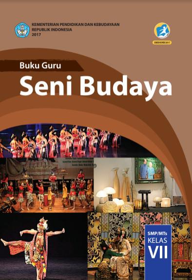 Buku Teks Pelajaran Seni Budaya Kurikulum 2013 Revisi 2017