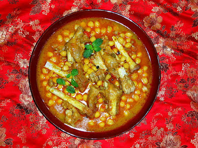 special paya chana recipe in urdu