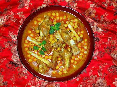 special paya chana recipe in urdu