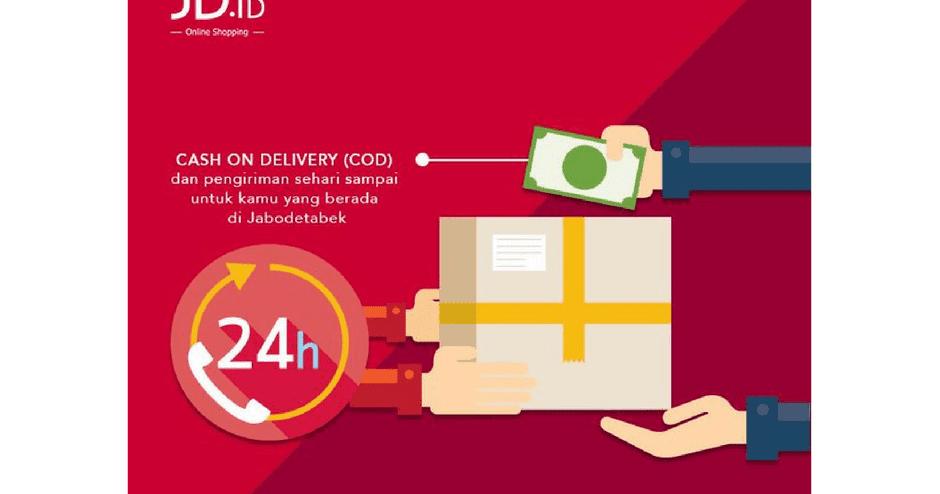 Cara Bayar Belanja Di Jd Id Via Cod Cara Bayar Pembelian Online