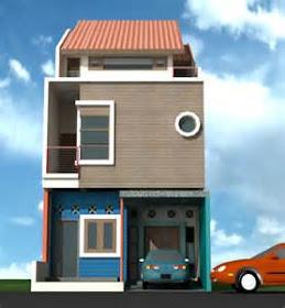 rumah minimalis sederhana: desain rumah minimalis 2 lantai