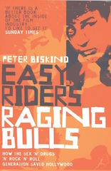 Dust Jacket - Easy Riders, Raging Bulls - Peter Biskind