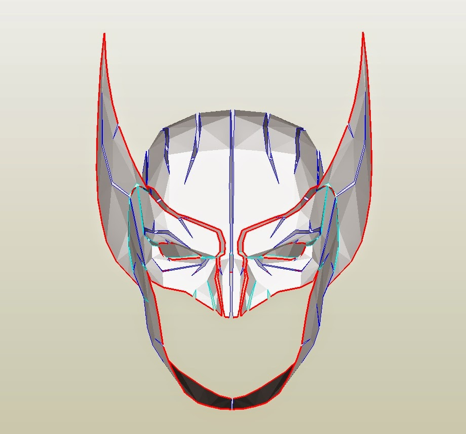 Dali lomo x men wolverine costume maskcowl diy cardboard with how to cosplay wolverine with homemade costume mask solutioingenieria Images