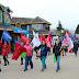"""En Coyhaique se unieron al """"Banderazo Nacional por Guillier"""""""