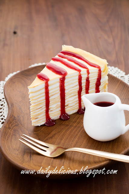 Image Result For Crepe Cake Recipe
