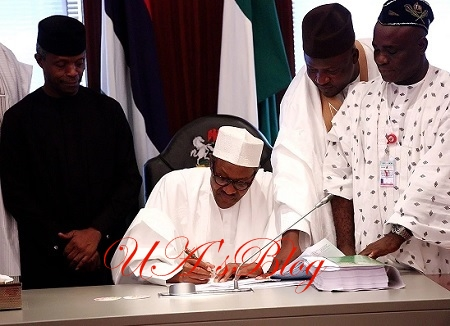 2019: THE UNTOLD Rigging Plans In The New Electoral Act, Why Buhari Actually Withholds Assent Again