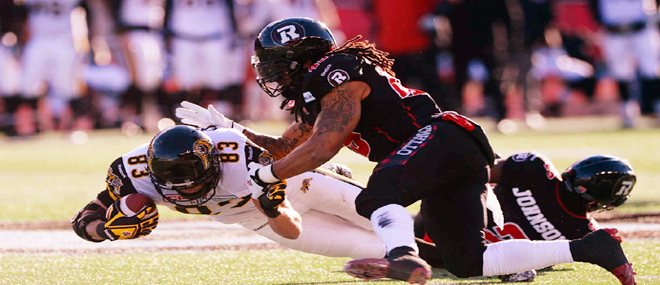 Ottawa Redblacks vs Hamilton Tiger-Cats