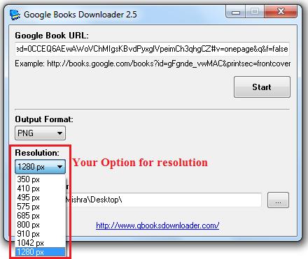 जिजीविषा: Google Books Downloader 2 5 : A Utility