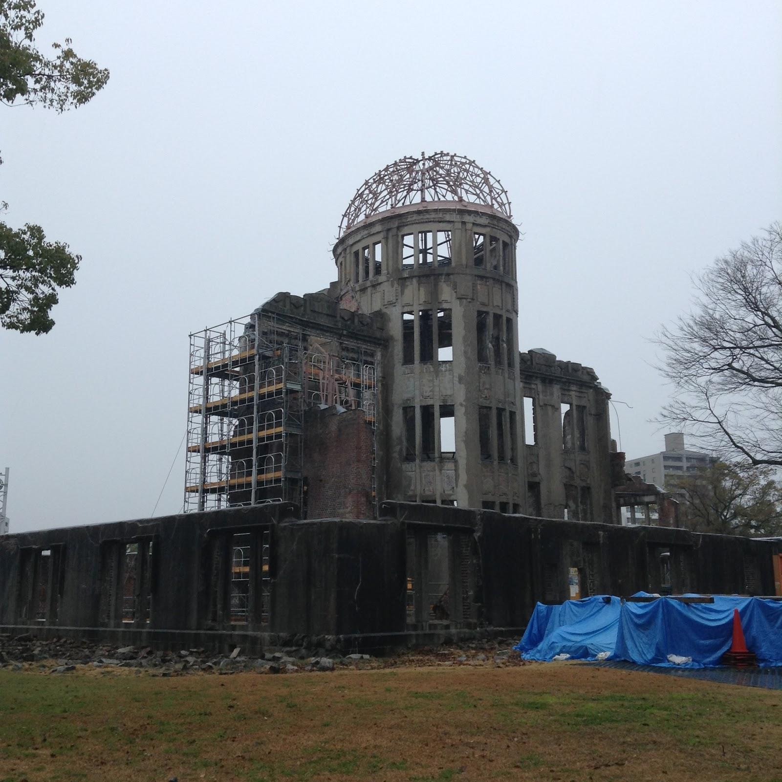 Hiroshima Genbaku dome