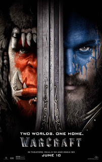 Warcraft: The Beginning (2016) Hindi Dual Audio BluRay | 720p | 480p