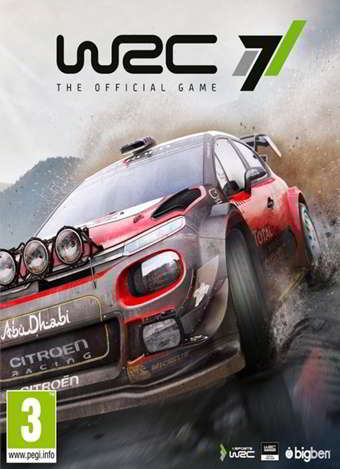 WRC 7 FIA World Rally Championship PC Full Español