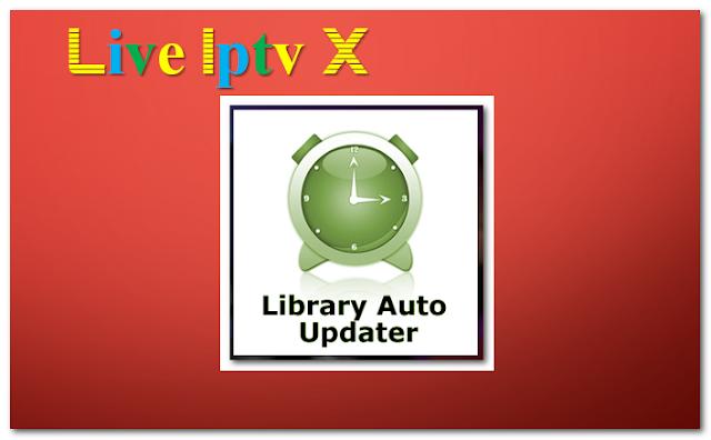 USTV VoD Library Auto Update tv show addon