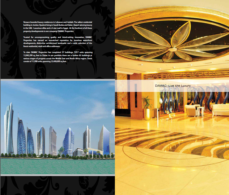 Dubai Homes Solutions: Luxurious 3B/R hotel service ...