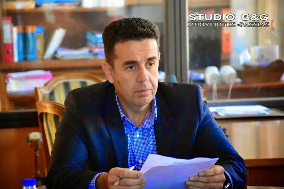 Δ. Κωστούρος: Θετικό πρόσημο στην κοινωνία του Ναυπλίου  η ίδρυση νέου τμήματος του Πανεπιστημίου Πελοποννήσου
