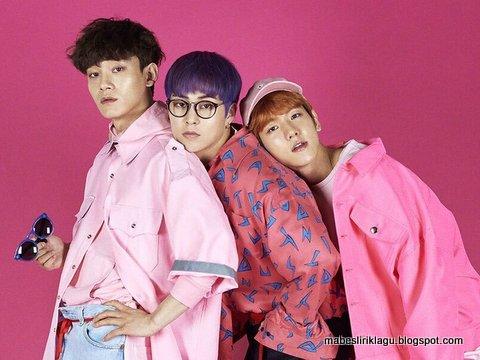 EXO CBX - Someone Like You Lirik