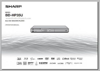 Sharp Blu-ray BD-HP35U
