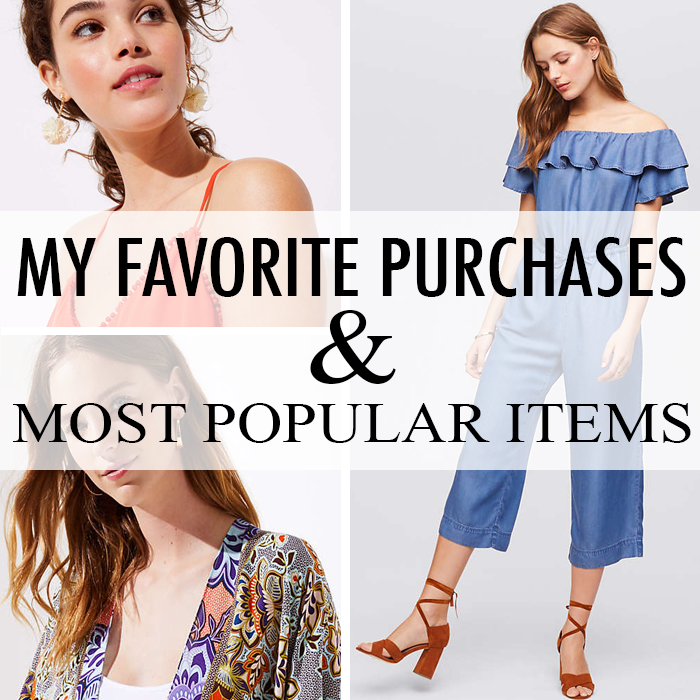 most popular items top blogger