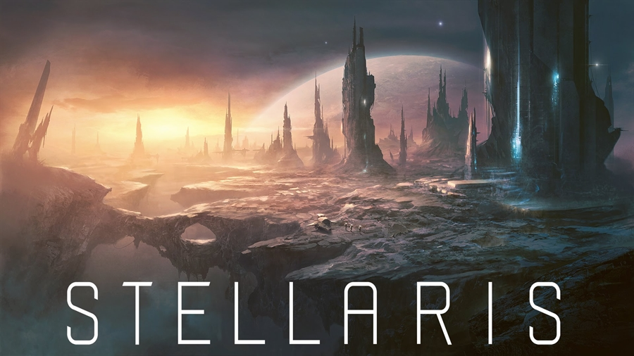 Stellaris Game Download Poster