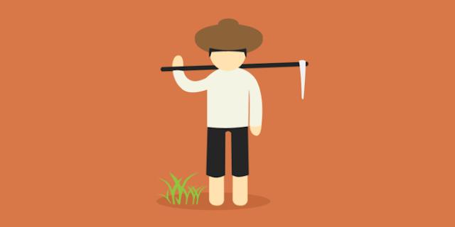 Petani di Sulsel Sakit Hati, Pemerintah Impor Cangkul Dari China Dengan Alasan Kualitas