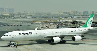 Di Prancis, Maskapai Milik Negara Syiah Iran Dilarang Terbang