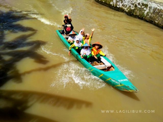 Susur Sungai Kali Werno Bejalen