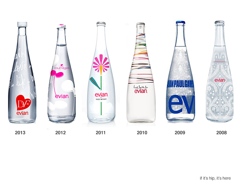 If it 39 s hip it 39 s here archives elie saab designs a lacy limited e - Evian christian lacroix ...