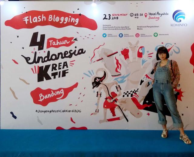 Menuju Indonesia yang Kreatif dan Informatif