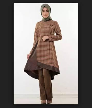 Tunik Baju Muslim Modern