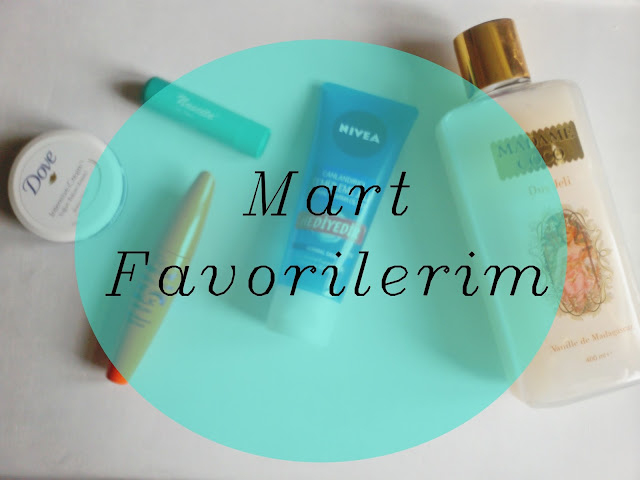 Mart Favorilerim Blog