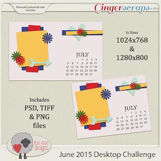 Desktop Template by Luv Ewe Designs