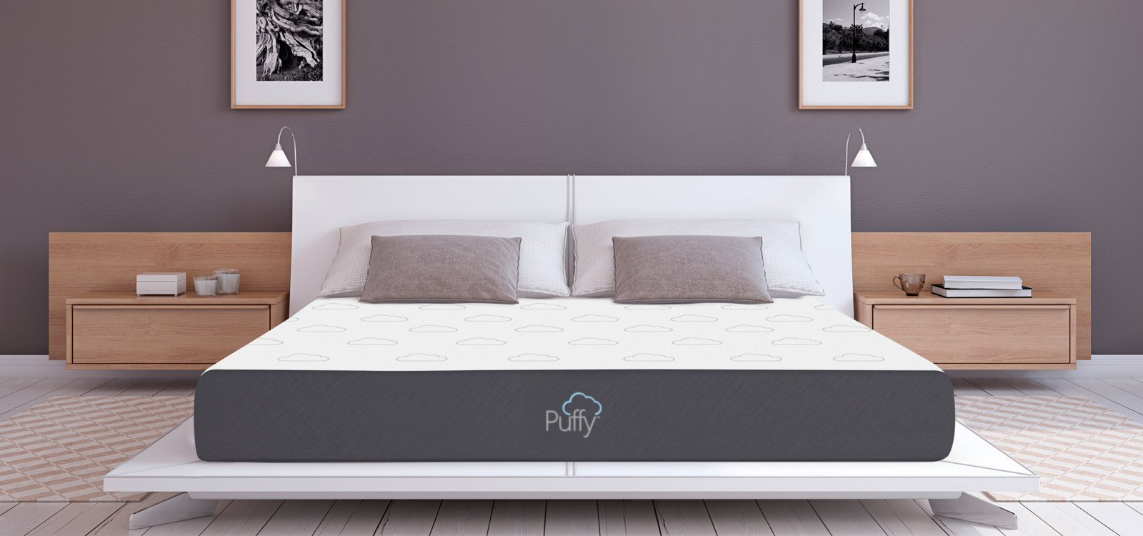 Puffy Has This New Revolutionary Patent Pending Deep Sleep Foam Mattress That Not Only Gives You A Comfortable Night S But Helps To Soothe The